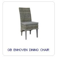 GB ENHOVEN DINING CHAIR